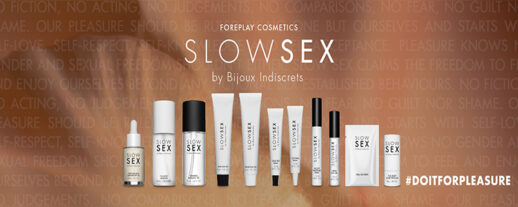Slow Sex Foreplay Cosmetics